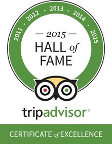 Follow us on TripAdvisor
